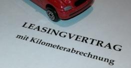 Lohnt sich Neuwagen Leasing für Privatkunden?