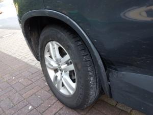 Unfall Leasingfahrzeug VW Tiguan