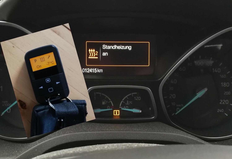Leasingauto nachrüsten Standheizung