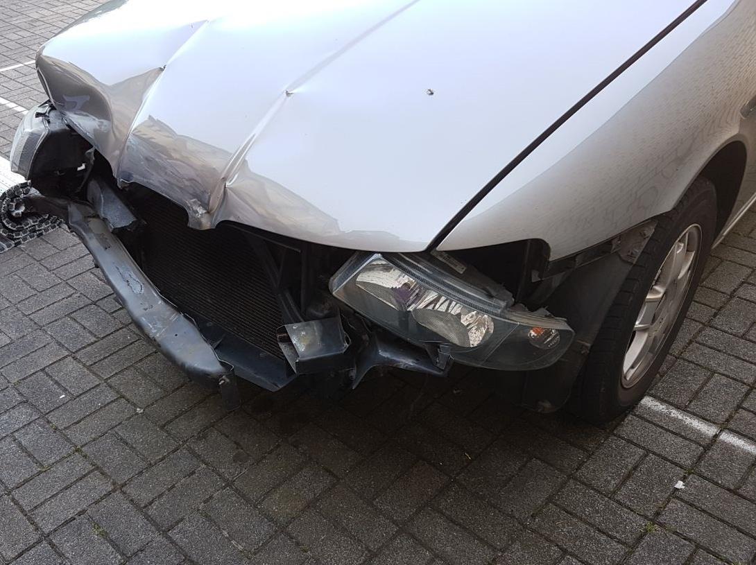 Totalschaden mit dem Leasing Auto