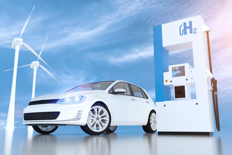 Wasserstoffauto